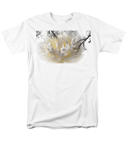 Delicate Men's T-Shirt  (Regular Fit) by Sherman Perry