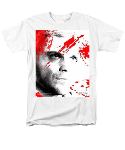 Dexter Dreaming Men's T-Shirt  (Regular Fit) by Dale Loos Jr