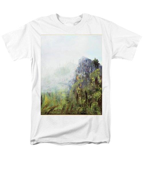 Dixville Notch Nh Men's T-Shirt  (Regular Fit) by Michael Daniels