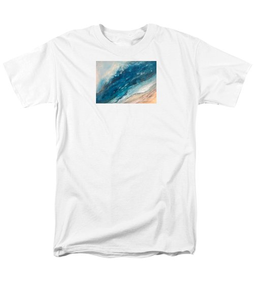 Ebb And Flow Men's T-Shirt  (Regular Fit) by Valerie Travers