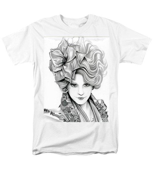 Effie Trinket - The Hunger Games Men's T-Shirt  (Regular Fit) by Fred Larucci