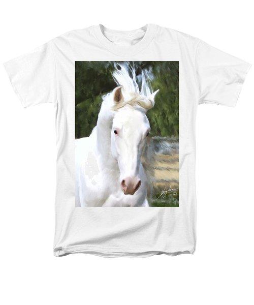 El Padrone Men's T-Shirt  (Regular Fit) by Melinda Hughes-Berland
