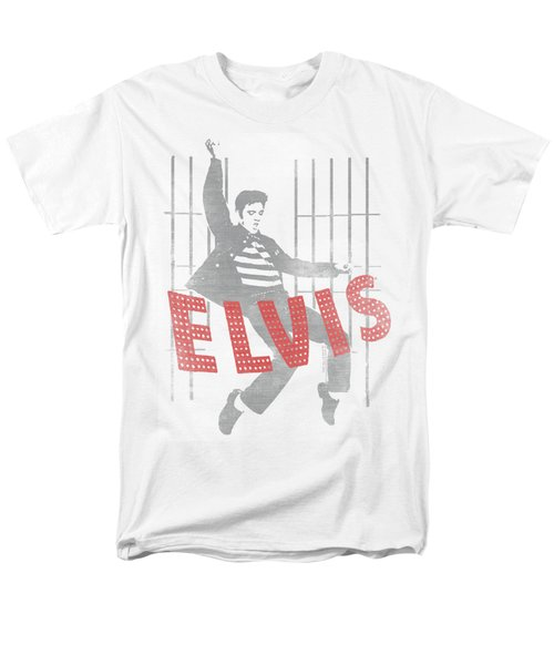 Elvis - Iconic Pose Men's T-Shirt  (Regular Fit)