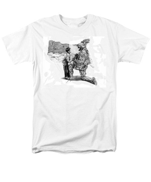 Empty Pockets  Men's T-Shirt  (Regular Fit) by Peter Piatt
