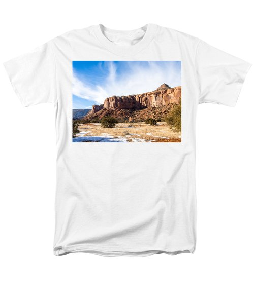 Escalante Canyon Men's T-Shirt  (Regular Fit) by Nadja Rider