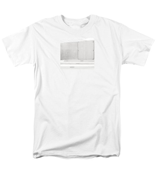 Men's T-Shirt  (Regular Fit) featuring the photograph Exit Only by Darryl Dalton