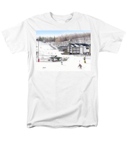 Experience Hidden Valley Men's T-Shirt  (Regular Fit) by Albert Puskaric