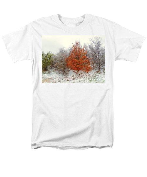 Fall And Winter Men's T-Shirt  (Regular Fit) by Robert ONeil