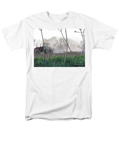 Men's T-Shirt  (Regular Fit) featuring the photograph Farm Life  by Michael Krek