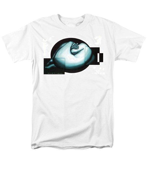 Figure Untitled No.6 Men's T-Shirt  (Regular Fit) by Fei A