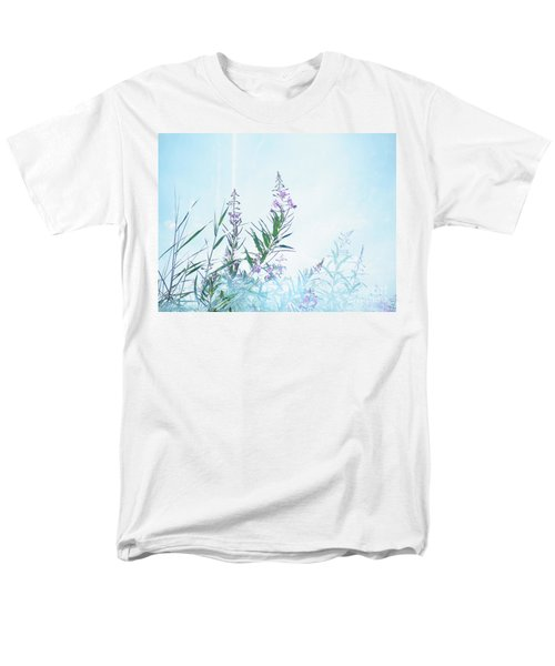 Fireweed Number Two Men's T-Shirt  (Regular Fit) by Brian Boyle