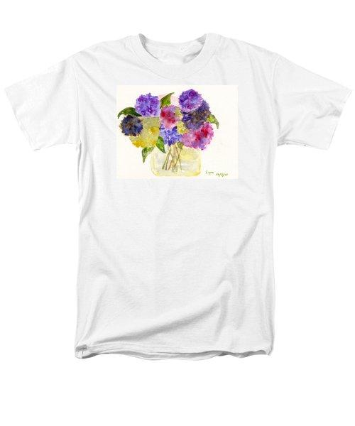 Flowers For Joyce Men's T-Shirt  (Regular Fit) by AFineLyne
