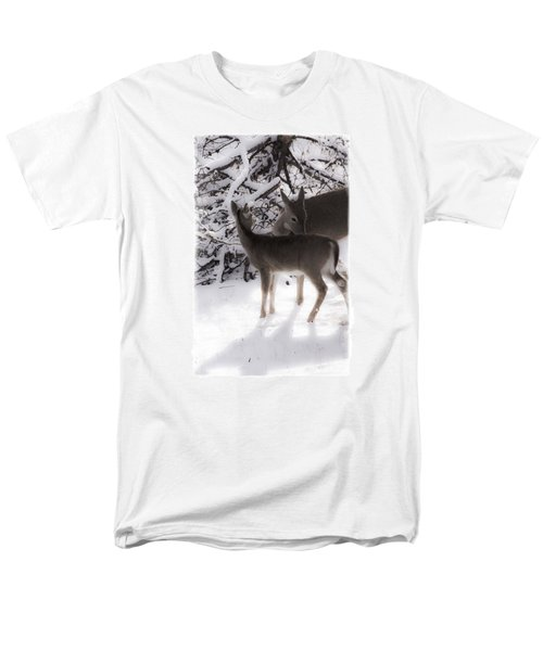 Men's T-Shirt  (Regular Fit) featuring the photograph For The Love by Janie Johnson