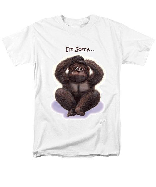 Forgive Me Men's T-Shirt  (Regular Fit) by Jerry Ruffin
