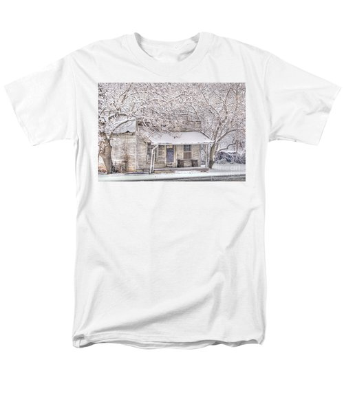 Freshwater Grocery Men's T-Shirt  (Regular Fit) by Benanne Stiens