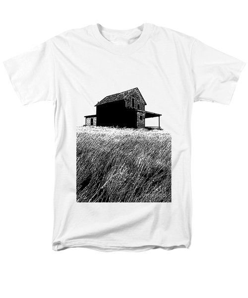 Men's T-Shirt  (Regular Fit) featuring the photograph From Days Gone By by Vivian Christopher
