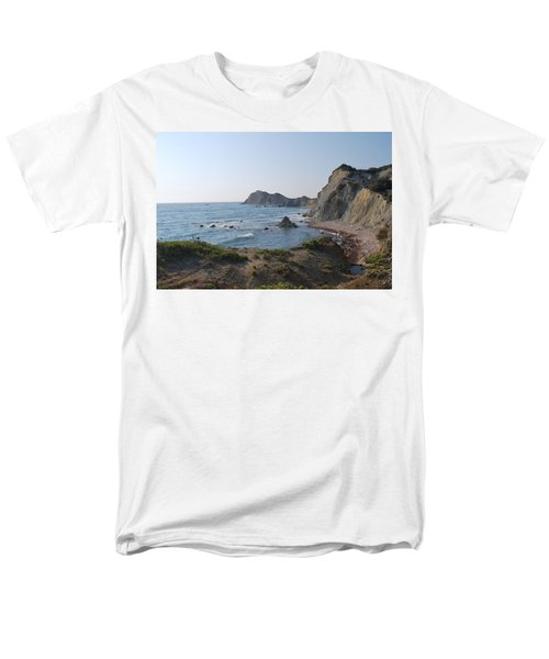 From The West Men's T-Shirt  (Regular Fit) by George Katechis