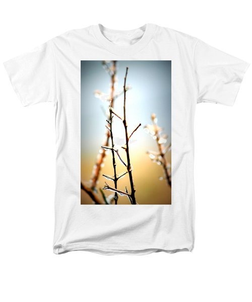 Frozen In Light Men's T-Shirt  (Regular Fit) by Faith Williams
