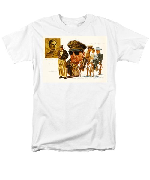General Macarthur Men's T-Shirt  (Regular Fit)