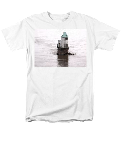 Ghost In The Window Men's T-Shirt  (Regular Fit) by Kelly Awad
