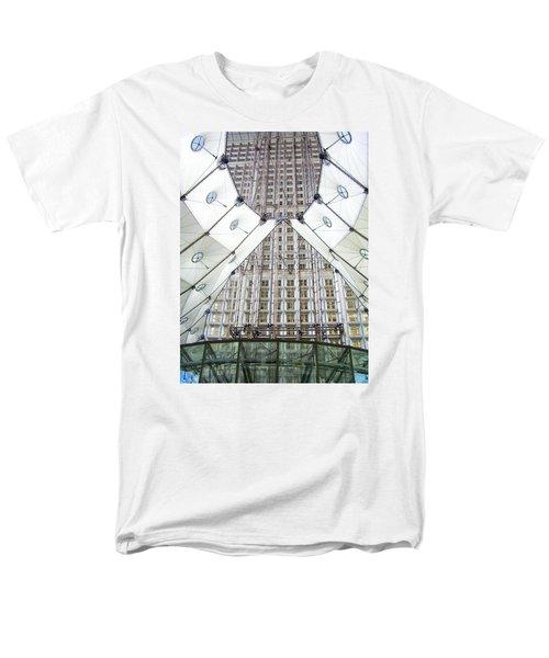 Grand Arche  Men's T-Shirt  (Regular Fit) by Oleg Zavarzin