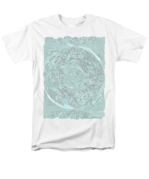 Men's T-Shirt  (Regular Fit) featuring the photograph Grey Seal by Oksana Semenchenko