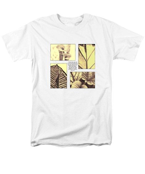 Men's T-Shirt  (Regular Fit) featuring the photograph Growth by John Hansen
