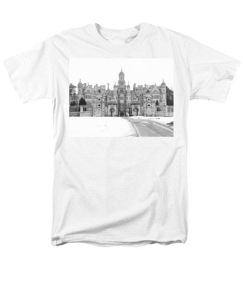 Harlaxton Manor Men's T-Shirt  (Regular Fit) by Tiffany Erdman