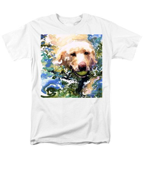 Head Above Water Men's T-Shirt  (Regular Fit) by Molly Poole