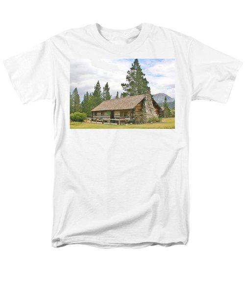 Homesteaded Men's T-Shirt  (Regular Fit) by Marilyn Diaz