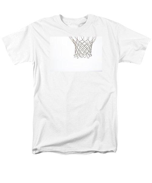 Hoops Men's T-Shirt  (Regular Fit) by Karol Livote