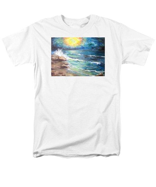 Horizons Men's T-Shirt  (Regular Fit) by Cheryl Pettigrew