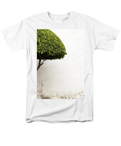 Hypnotic Tree Men's T-Shirt  (Regular Fit) by Prakash Ghai