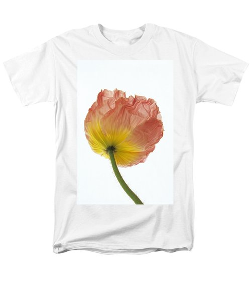 Iceland Poppy 1 Men's T-Shirt  (Regular Fit) by Susan Rovira