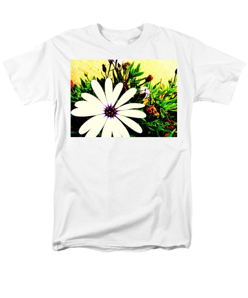 Men's T-Shirt  (Regular Fit) featuring the photograph Imagination Growing by Faith Williams