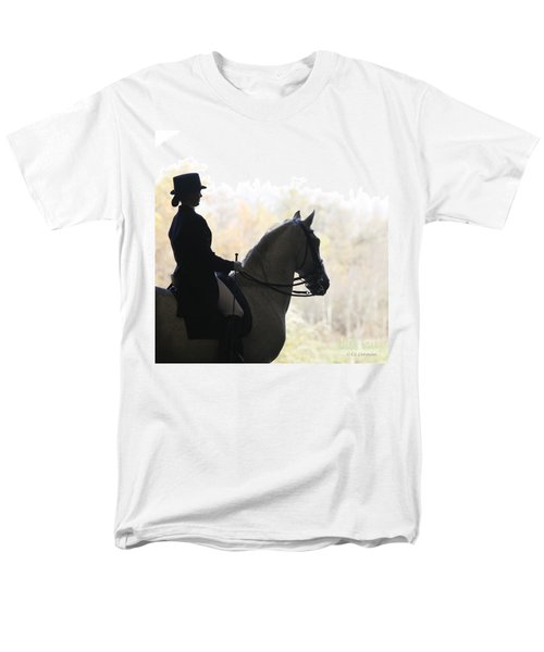 Men's T-Shirt  (Regular Fit) featuring the photograph In The Distance by Carol Lynn Coronios