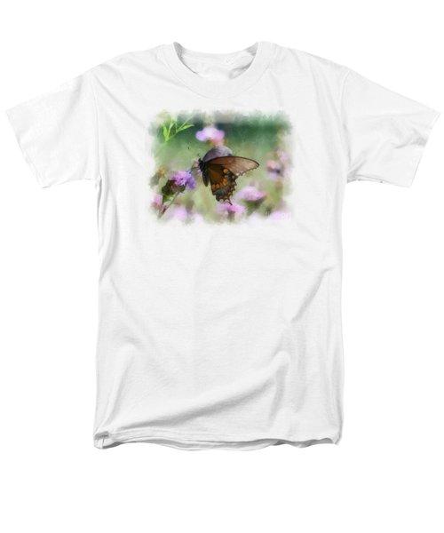 In The Flowers Men's T-Shirt  (Regular Fit)