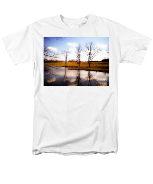 In The Mood Men's T-Shirt  (Regular Fit) by Peggy Franz