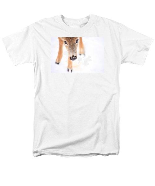 Innocent Eyes Men's T-Shirt  (Regular Fit) by Karol Livote