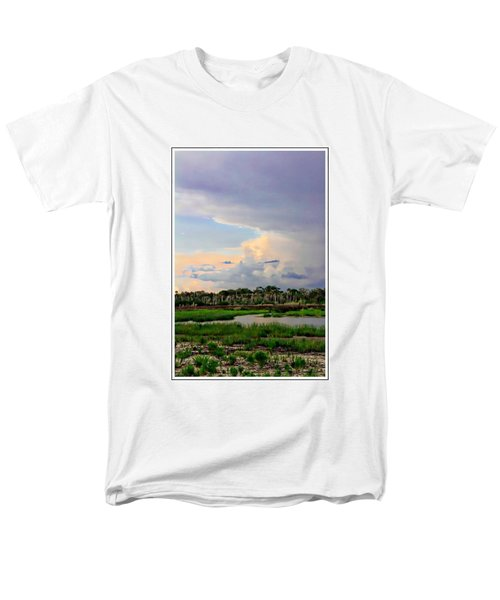 Intracoastal Colours Men's T-Shirt  (Regular Fit) by Alice Gipson
