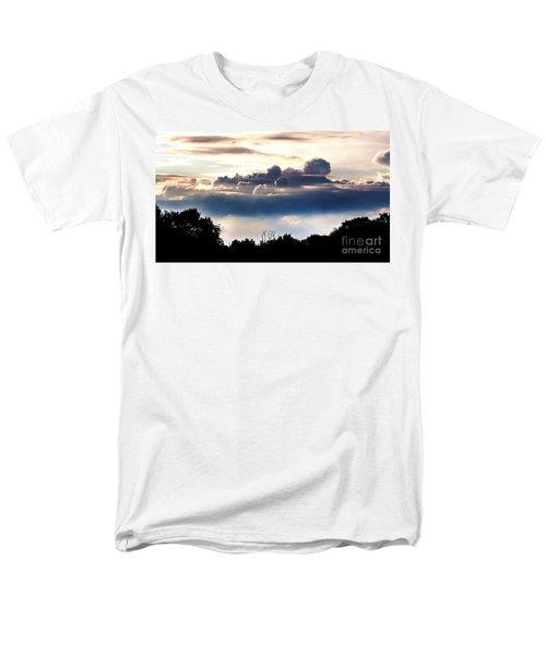Island Of Clouds Men's T-Shirt  (Regular Fit) by Daniel Heine