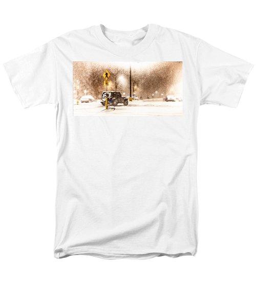 It's A Jeep Thing Men's T-Shirt  (Regular Fit) by Sennie Pierson