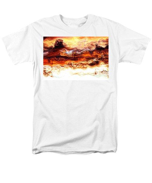 Men's T-Shirt  (Regular Fit) featuring the digital art Jazz by Richard Thomas