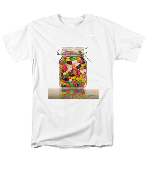 Jelly Beans Men's T-Shirt  (Regular Fit) by Ferrel Cordle