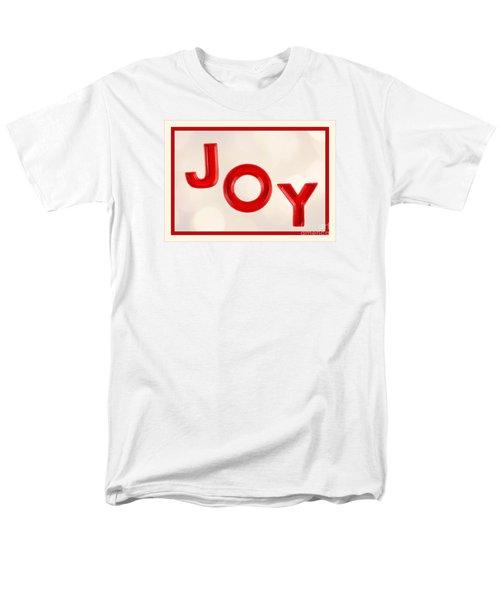 Men's T-Shirt  (Regular Fit) featuring the photograph Joy To The World by Vizual Studio