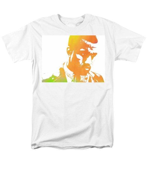 Kanye West Pop Art Men's T-Shirt  (Regular Fit) by Dan Sproul