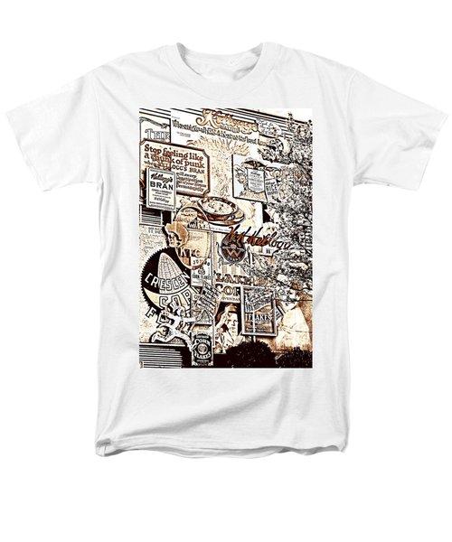 Kellogg's Wall Men's T-Shirt  (Regular Fit) by Sennie Pierson