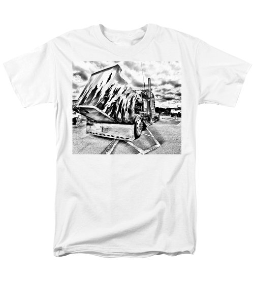 Kenworth Rig Men's T-Shirt  (Regular Fit)