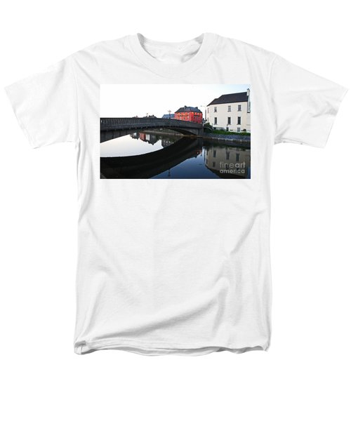 Men's T-Shirt  (Regular Fit) featuring the photograph Kilkenny by Mary Carol Story