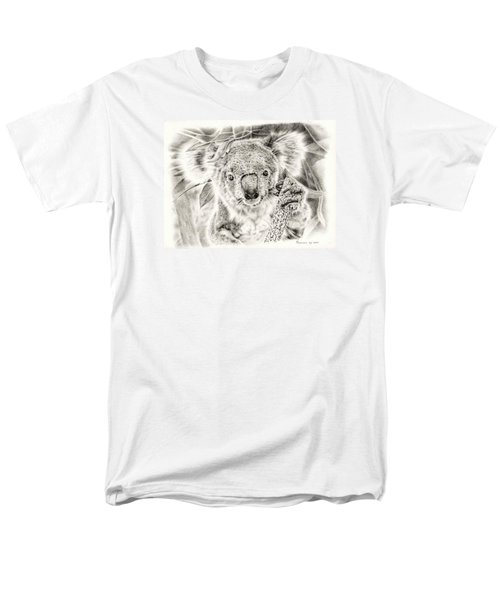 Koala Garage Girl Men's T-Shirt  (Regular Fit) by Remrov